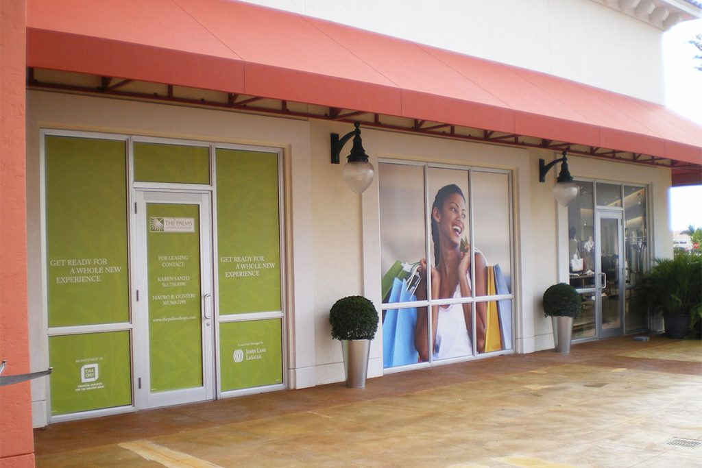 Jones Lang LaSalle / The Palms Town Center