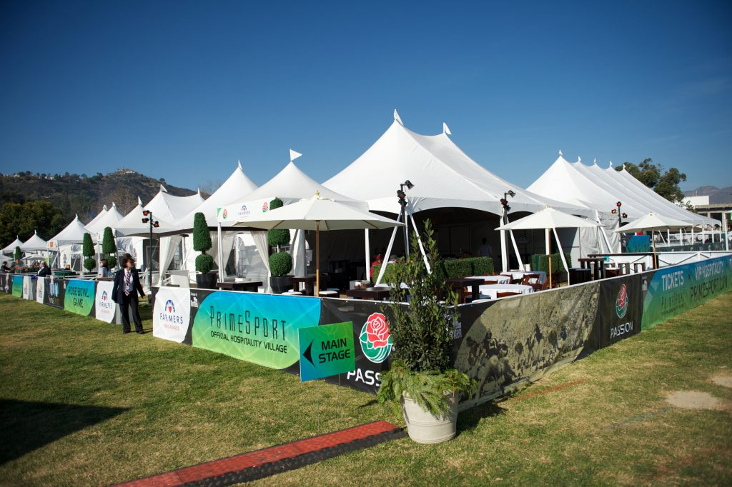 Rose Bowl Hospitality Village